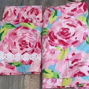 Lily Pulitzer Bedding Set